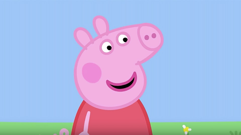 Weird Pictures Peppa Pig 6