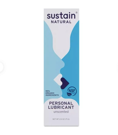 Sustain Personal Lubricant, Unscented