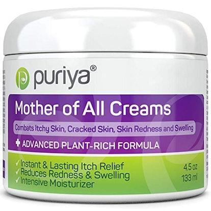 Puriya Dry Cracked Skin Moisturizer