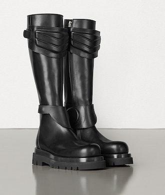 Storm Cuir Knee Boots