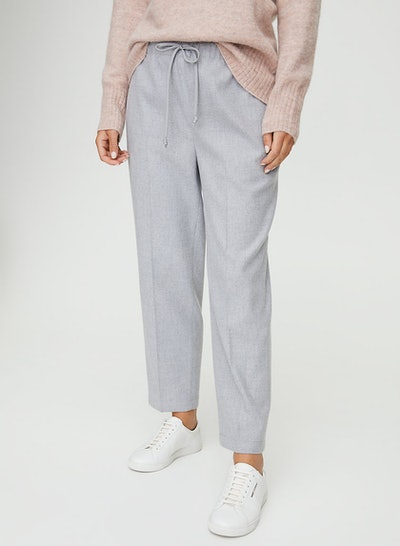 The Group by Babaton Jimmy Pant Cropped, Drawstring Joggers