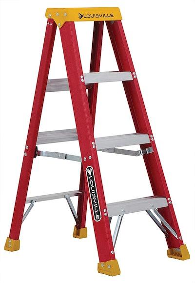 Louisville Ladder Fiberglass Ladder