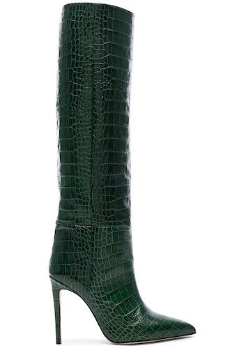 Croco Tall Boot