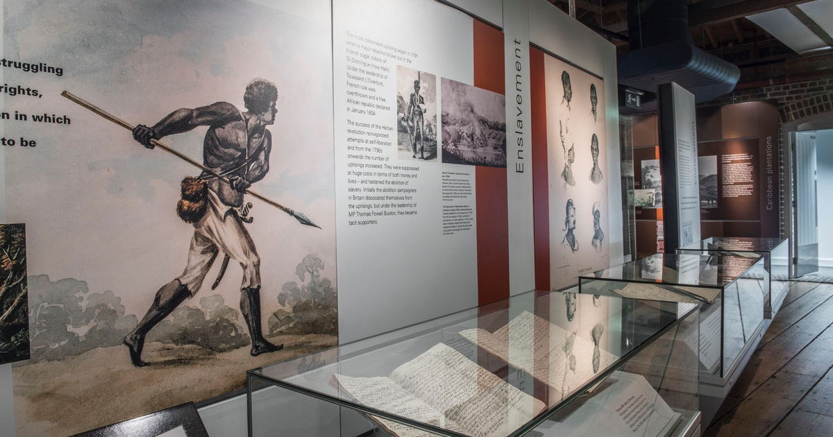 London Might Be Getting A Slavery Museum & Here's Why It's Crucial