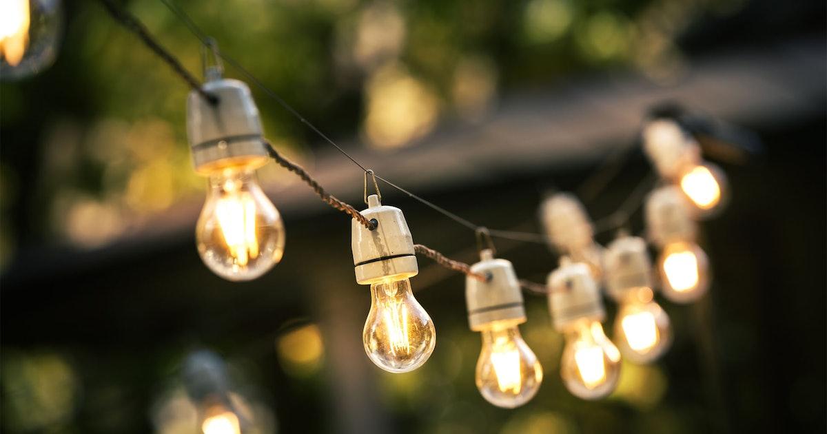 The 5 Best Solar String Lights