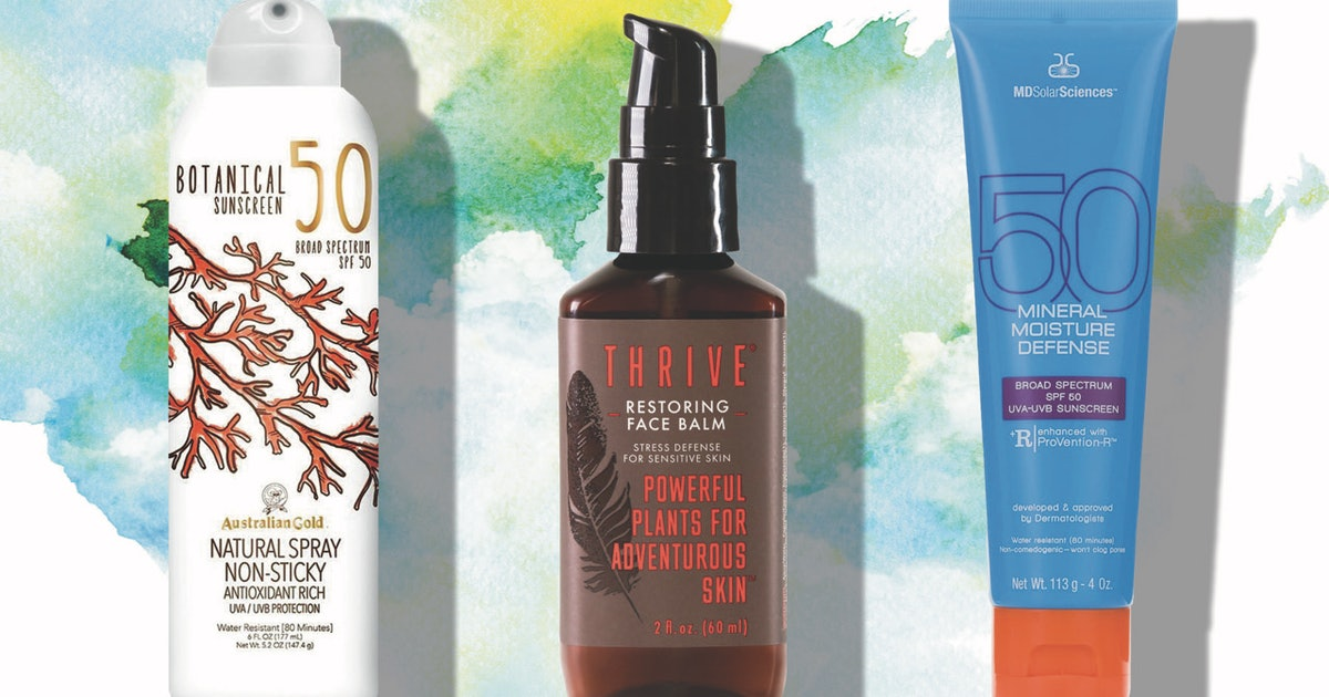 The 5 Best Cruelty-Free Sunscreens