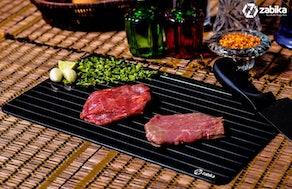 Zabika Meat Defrosting Tray