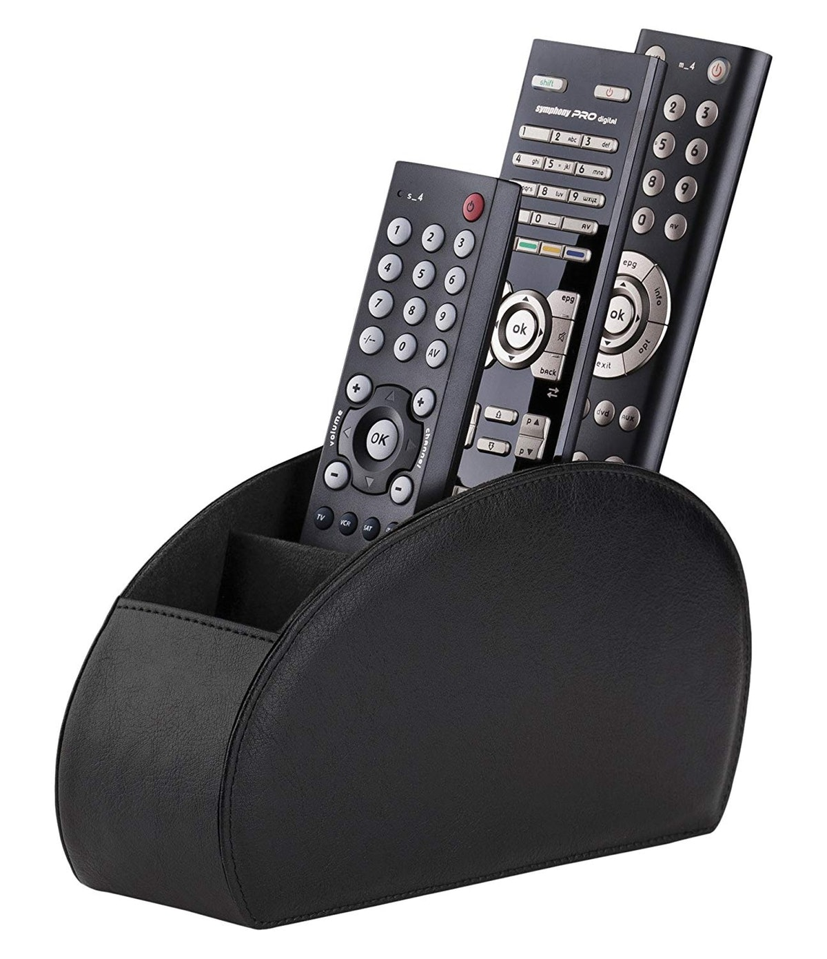 Connected Essentials Remote Control Caddy