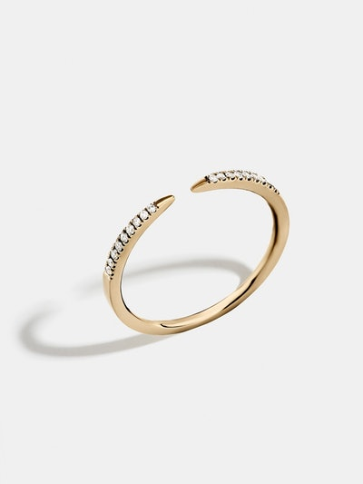 Valeria Diamond Claw Ring