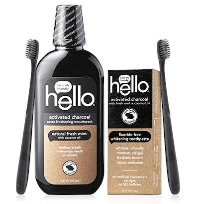 Hello Oral Care Whitening Kit