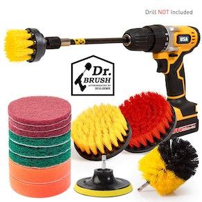 Holikme Drill Brush Attachment Set (14-Piece)