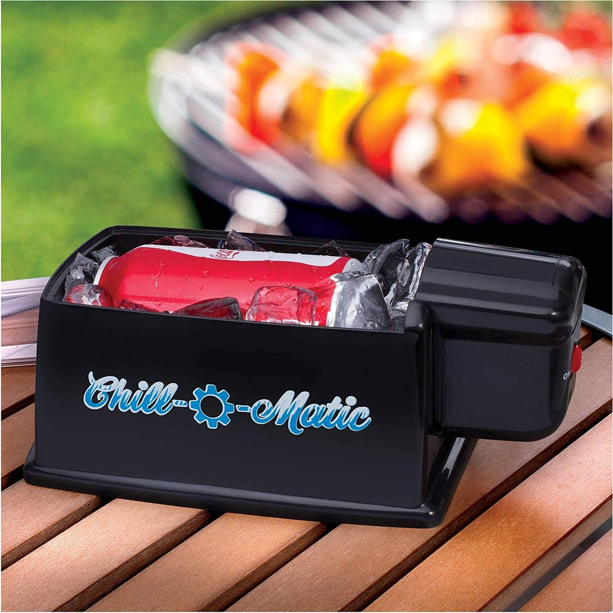 Chill-O-Matic Drink Chiller