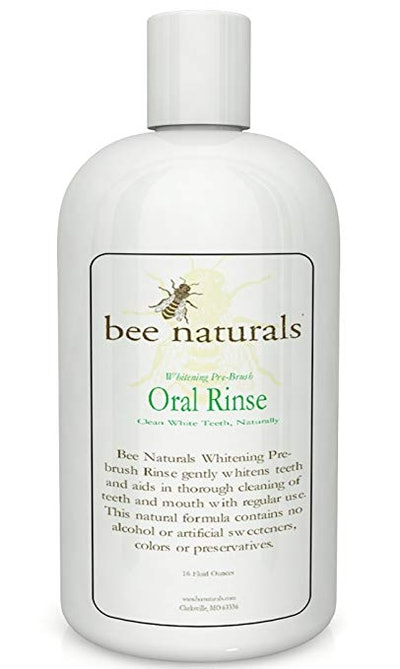 Bee Naturals Pre-Brush Oral Rinse