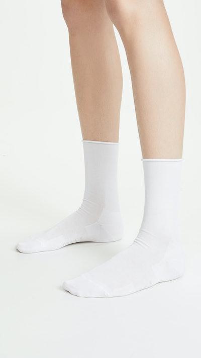 Active Breeze Roll Top Socks