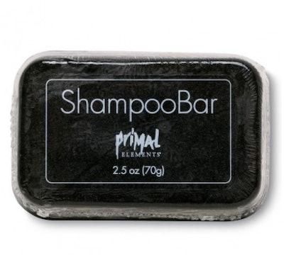 Bamboo Charcoal Shampoo Bar