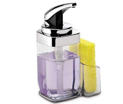 Simplehuman Precision Lever Square Push Soap Dispenser