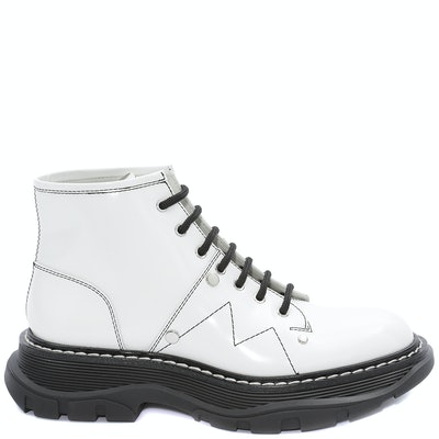 Tread Lace-Up Boot