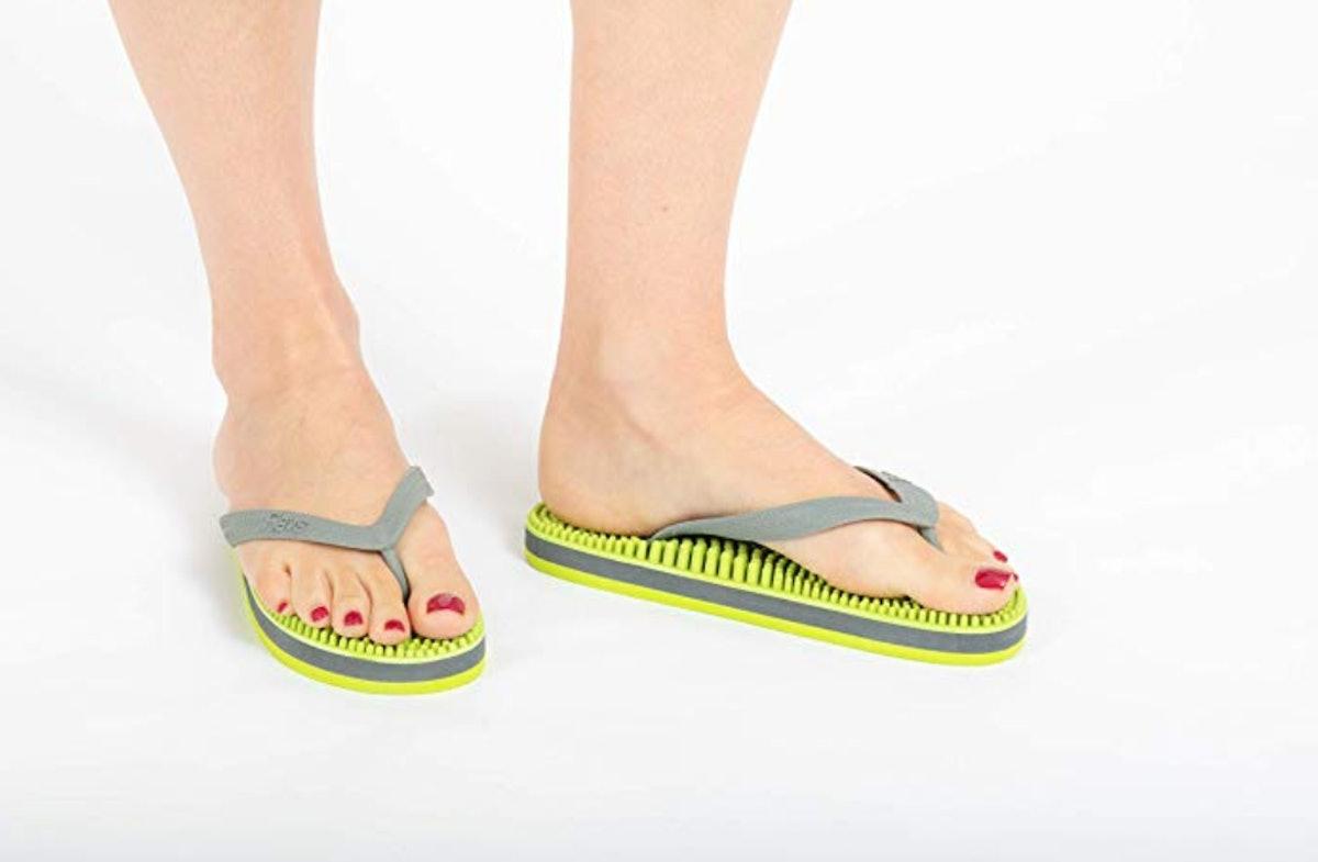 Revs Massage Flip Flops