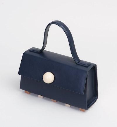 Mini Trapezoid Satchel Bag