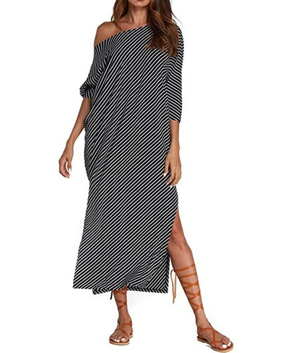 Kidsform Kaftan Maxi Dress