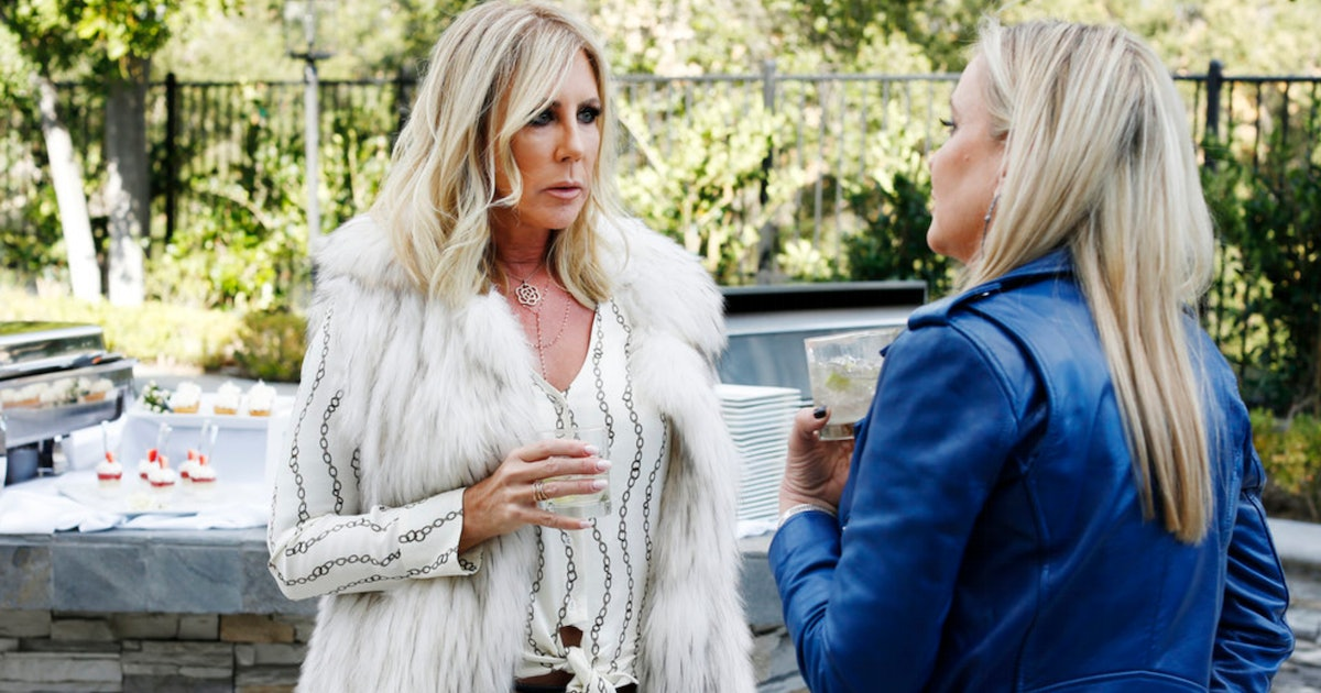 The 'RHOC' Cast Hinted Vicki Could Make A Full-Time Return Sooner Than You Think