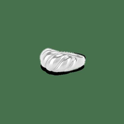 Croissant Dôme Pinky Ring