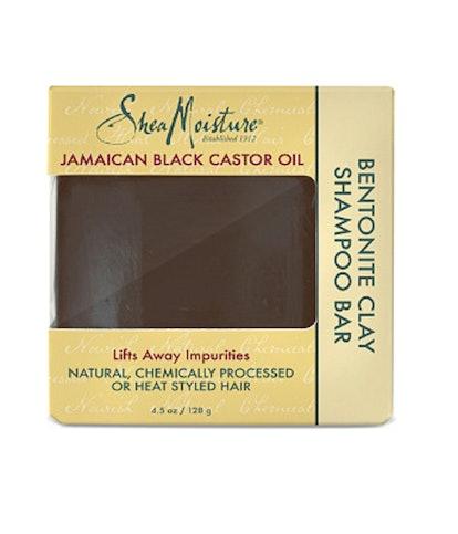 Jamaican Black Castor Oil Strengthen & Restore Clay Shampoo Bar