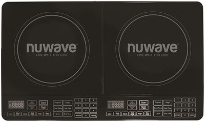 NuWave Double Precision Induction Cooktop