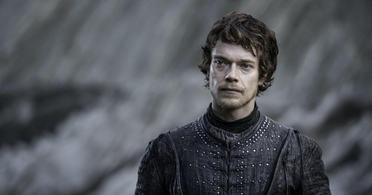 Bran Killed Theon In A 'Game Of Thrones' Script In A Failed Attempt To Prank Alfie Allen