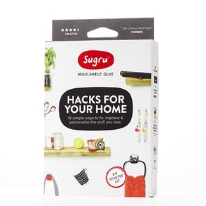 Sugru Moldable Glue Hacks For Your Home Kit