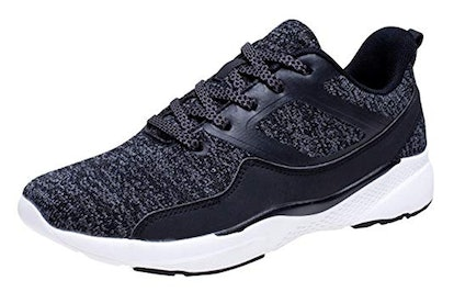 COODO Breathable Knit Sneakers
