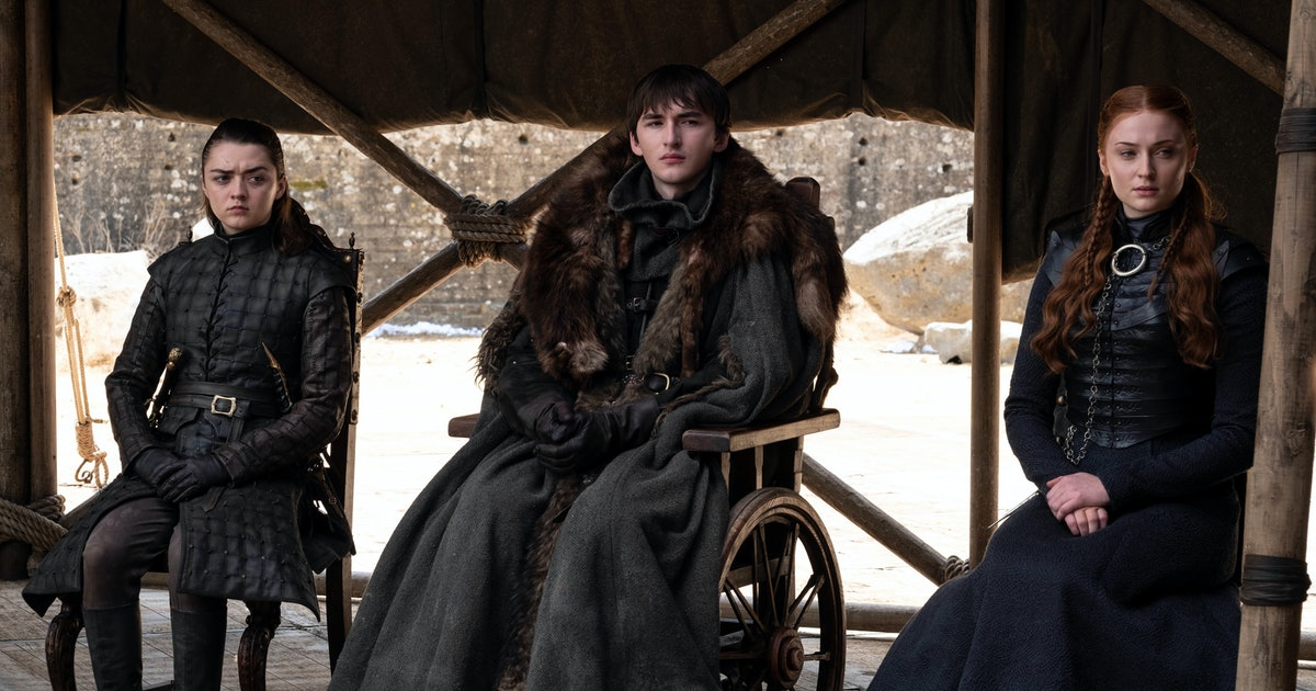 Sophie Turner Wished The 'Game Of Thrones' Ending Showed Arya's Ultimate Revenge