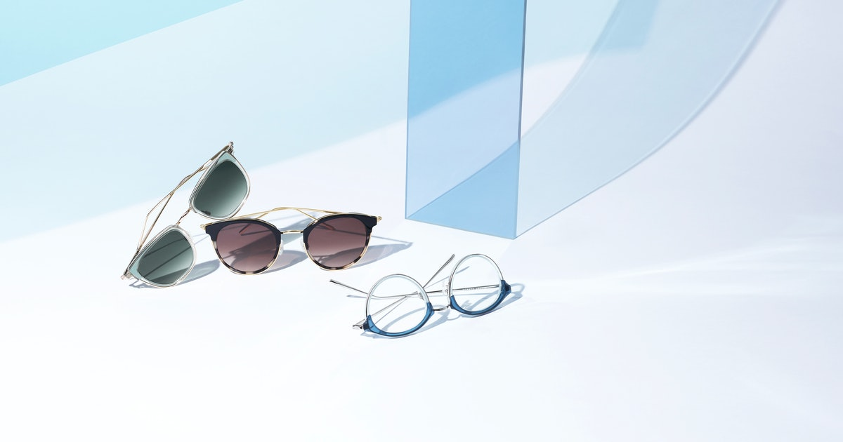Warby Parker's New Sesia Collection Is So Unexpected & It'll Make You Want To Upgrade Your Eyewear Immediately