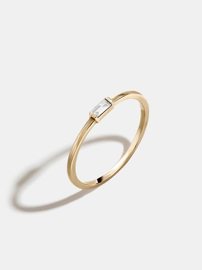 Victoria Diamond Stacking Ring