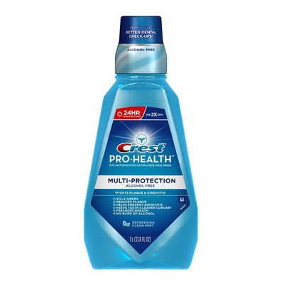 Crest Pro-Health Multi-Protection Alcohol Free Mouthwash (Pack of 3)