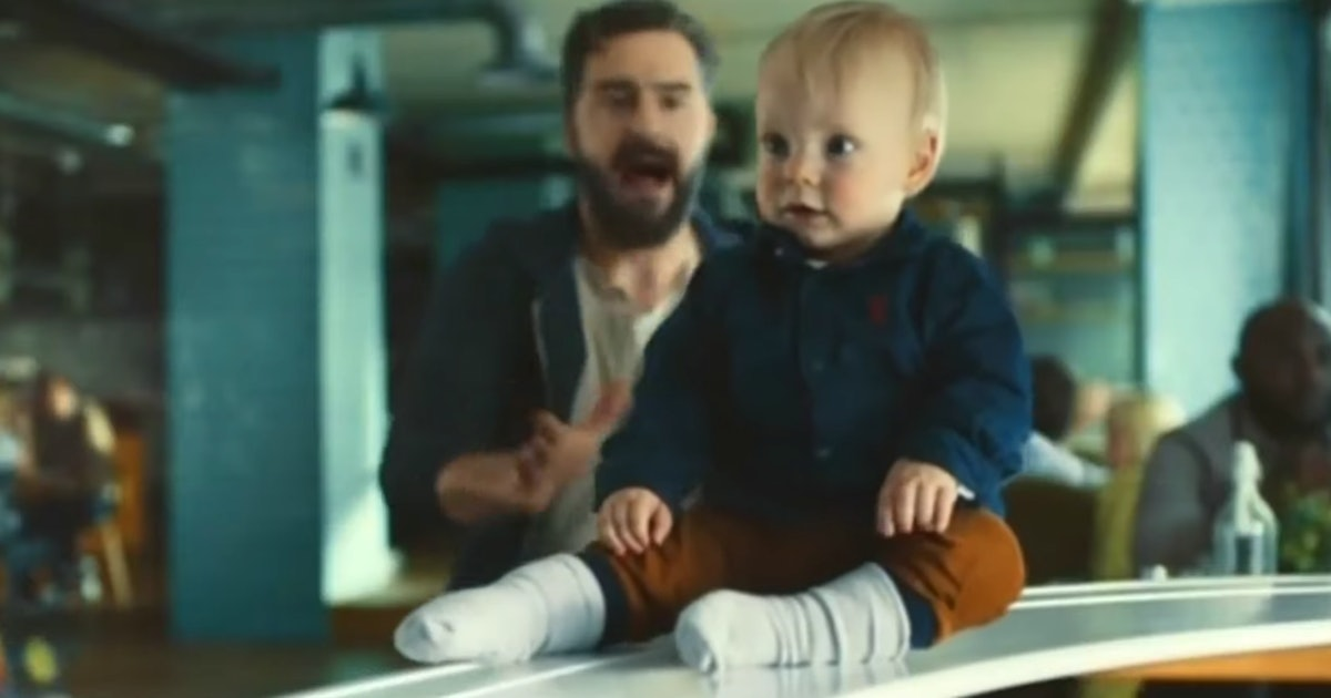 Two Adverts Have Been Banned In The UK Under New Gender Stereotyping Regulations From The ASA