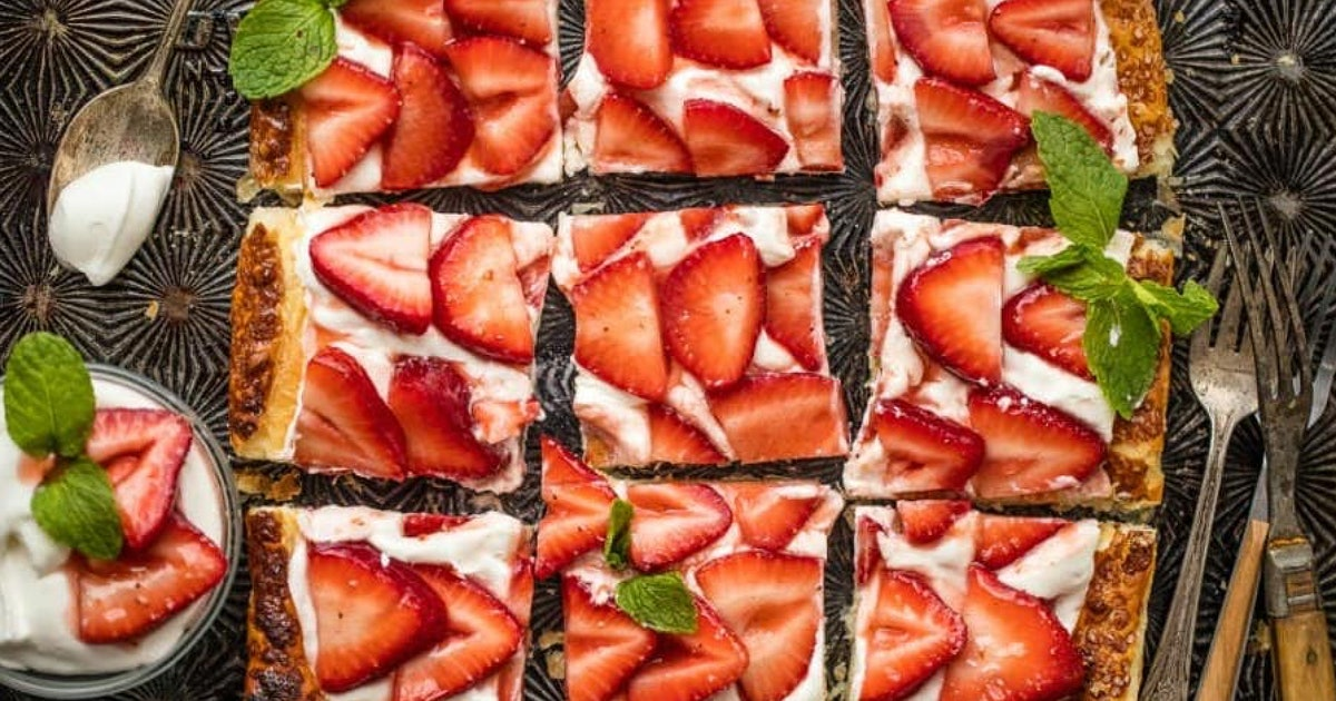 15 Sheet Pan Birthday Party Recipes For Entertaining