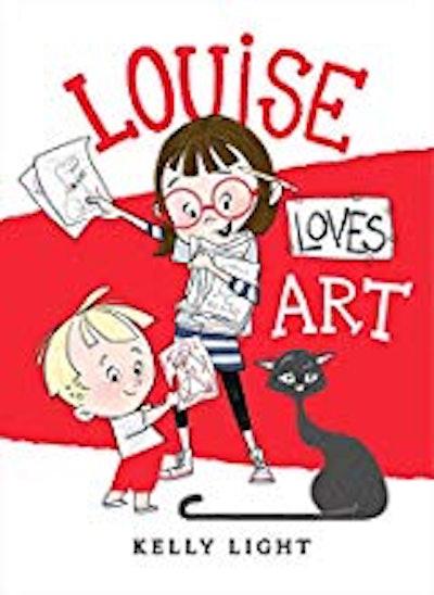 Louise Loves Art by Kelly Light