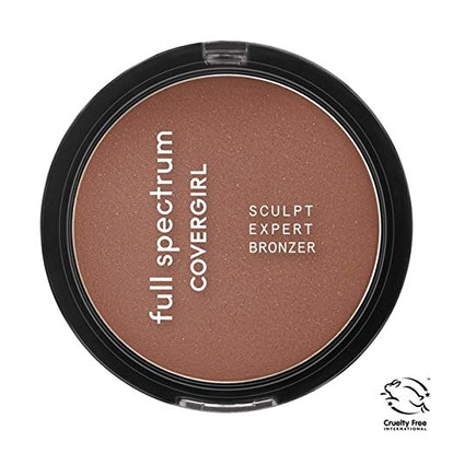 CoverGirl Full Spectrum Sculpt Expert Bronzer in Ebony