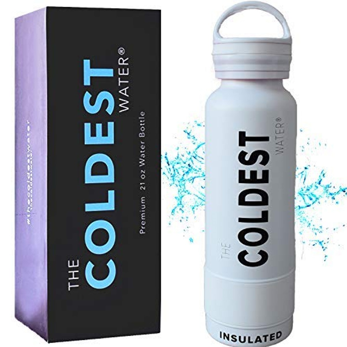 The Coldest Water Insulated Bottle