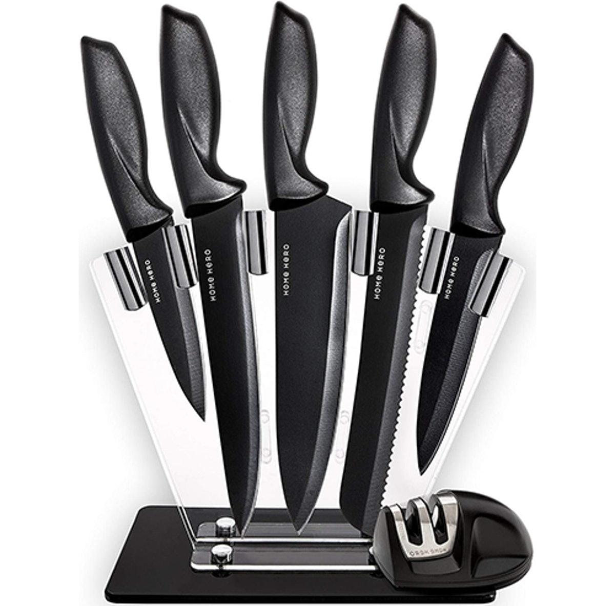 Home Hero Kitchen Knives Set