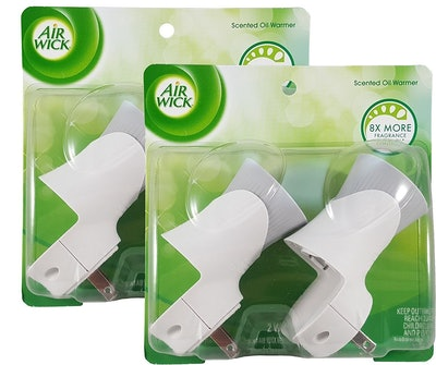 Air Wick Scented Oil Warmer (4-Count)