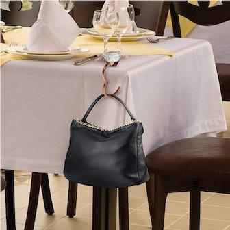Fred Shine + Dine Handbag Holder And Light