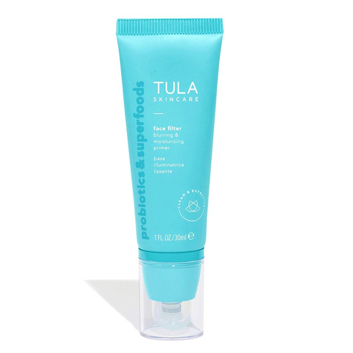 TULA Probiotic Skin Care Face Filter Blurring and Moisturizing Primer