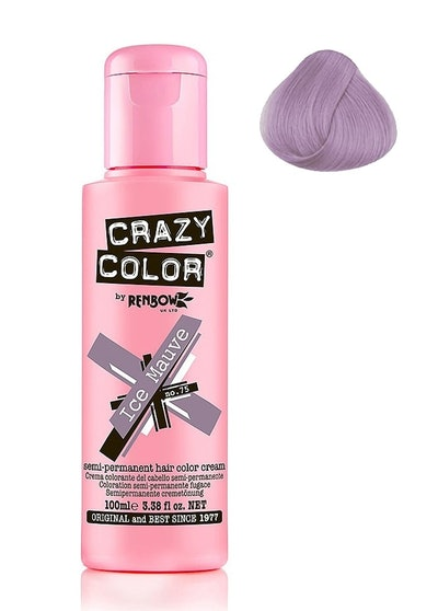 Crazy Color Semi-Permanent Hair Colour Cream