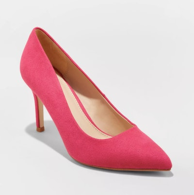 A New Day Women's Gemma Pointed Toe Heeled Pumps