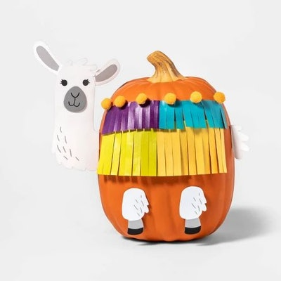 Llama Halloween Pumpkin Decoration Kit - Hyde & EEK! Boutique - Hyde and Eek! Boutique™