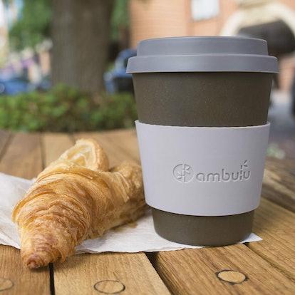Ambulu Bamboo To-Go Coffee Mug