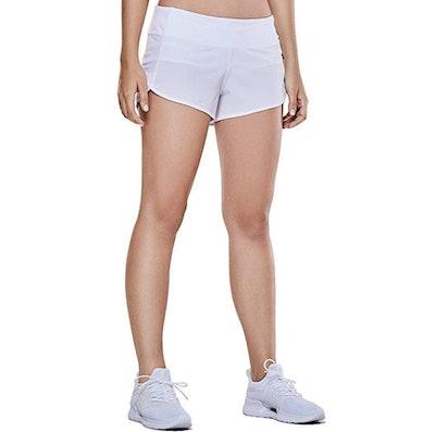 CRZ YOGA Women's Running Shorts