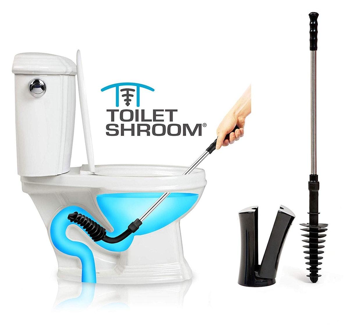 ToiletShroom Revolutionary Plunger